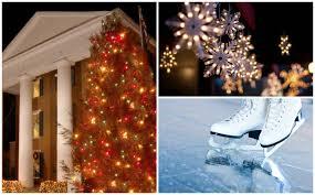 Greensboro Christmas Tree Lighting Holiday Events In Lake Oconee Ga Ice Skating Twinkling