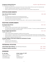 resume in usa