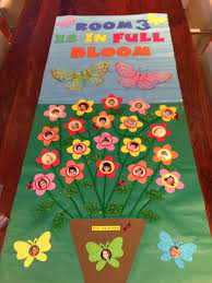 spring classroom door decorations. A Fun Library Or School Door Decoration For Easter And Spring Classroom Decorations