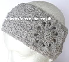 Crochet Ear Warmer Pattern Fascinating Free Crochet Pattern Ear Warmer Headband Uk