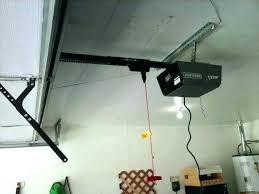 liftmaster garage door opener beeping troubleshooting