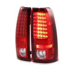 1999-2002 Chevy Silverado / 1999-2003 GMC Sierra LED Tail Lights ...