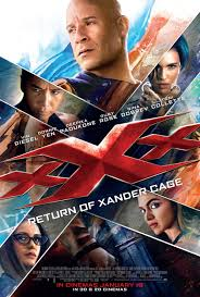 Vin Diesel XXX Return of Xander Cage Movie Posters New poster.