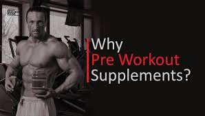 how to take your pre workout supplement