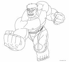 free printable hulk coloring pages for kids cool2bkids cool