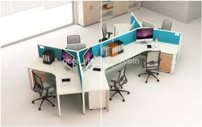 office workstation design. Office Workstation Designs New Design Kd Structure Furniture Four People K