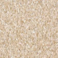 armstrong standard excelon imperial texture 12 in x 12 in cottage tan vinyl composition