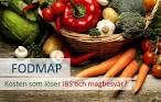 Fodmap diet svenska lista
