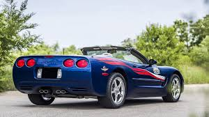 2004 Chevrolet Corvette Commemorative Edition | F19 | Monterey 2016