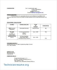 Resume Format For Mba Freshers Free Download Resume Samples For ...