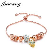 2019 JUWANG New Beads <b>Lollipop</b> Pendant Bracelet&Bangle For ...