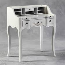 furniture vintage white wooden writing desks for small spaces small writing desk with drawers