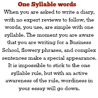 fgmat store 10 rules to fight wordiness snapshot from chicago booth mba essay guide
