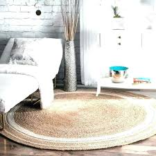 jute rug 8x10 west elm round 3 8 amp braided natural area