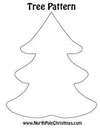 Free Christmas Tree Template 24 Images Of Preschool Christmas Tree Template Leseriail Com