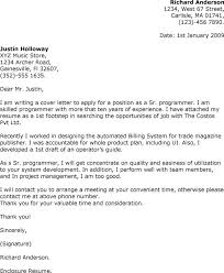 Bunch Ideas Of Awesome Cover Letter For Job Opportunity 61 For