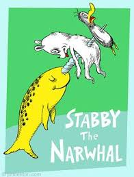 by the narwhal dr seuss gone bad