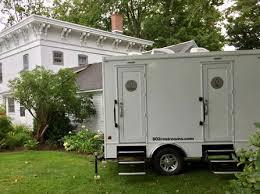 portable bathroom trailer. new england luxury portable restrooms, bathrooms for weddings, toilet rental bathroom trailer