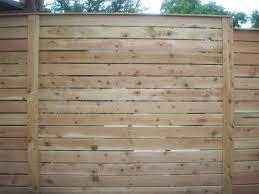 fence construction. horizontal fence plans construction