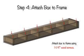 diy floating shelves free plans step 4 build floating shelves