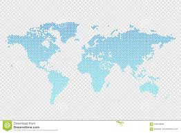 Map Of The World Background Vector World Map Infographic Symbol On Transparent Background