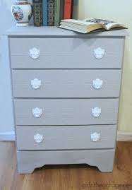 how to wallpaper furniture. How To Update A Dresser With Paintable Wallpaper - By Girl In The Garage Furniture T