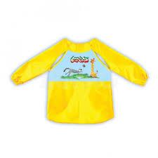 Фартук-<b>накидка</b> с рукавами для малышей Каляка-Маляка Размер ...