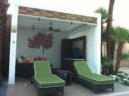 pool cabana interior. Mandarin Oriental, Las Vegas: Pool Cabana Interior