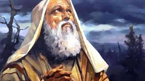 Image result for picture of abraham listening to God