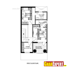 house plan for 20 feet by 40 plot size 89 square yards brilliant plans