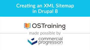 lesson 7 creating an xml sitemap in drupal 8