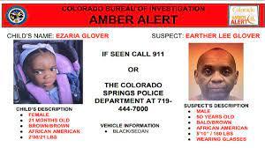Amber Alert issued for infant girl ...