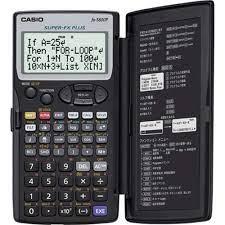 Casio Hesap Makinesi Bilimsel FX-5800P Okul & Labaratuvar Fiyatları