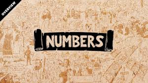 Bible Numerics Chart Overview Numbers