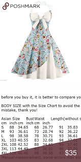 Zaful Size Chart Zaful Cherry Blossom Pinup Dress Zaful Cherry Blossom Pinup