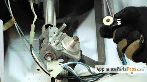 Appliance Gas Regulator Dryer Gas Valve Coils Part 279834 How To Replace Youtube