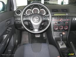 2004 Strato Blue Mica Mazda MAZDA3 s Hatchback #49904925 Photo #23 ...