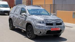 2018 renault duster unveiled. perfect duster to 2018 renault duster unveiled