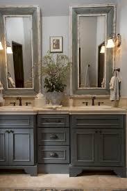 rustic gray bathroom vanities. Dark Grey Bathroom Rustic Gray Vanities E