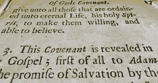 1689 federalism the confessing baptist covenant of works grace 2 part audio now online from the 2016 fellowship of ohio reformed baptists feat m waters tinkham
