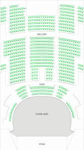 Comprehensive Seating Chart For Palace Theater Palace