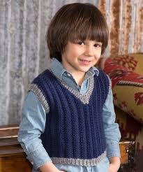 Boys Vest Pattern Simple Inspiration