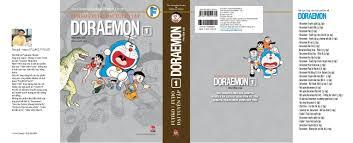 Sách Fujiko F. Fujio Đại Tuyển Tập - Doraemon Truyện Dài - Tập 1 (Ấn Phẩm  Kỉ Niệm 60 Năm Thành Lập NXB Kim Đồng) - FAHASA.COM