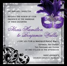 Masquerade Wedding Invites Masquerade Wedding Invitations Zazzle