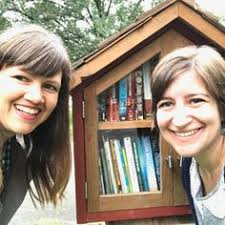 a couple of months ago i started keeping a bag of books in my car just for little free libraries
