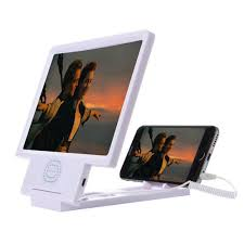 speakers phone. buy 3d enlarged screen mobile phone with speakers support 3.5 mm common interface online