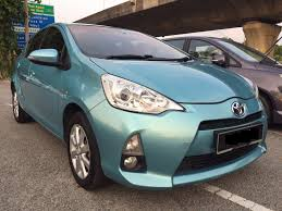 2012 Toyota Prius c for sale in Malaysia for RM42,000 | MyMotor