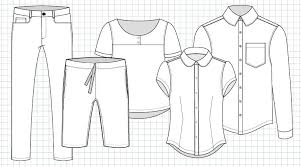 Adobe Illustrator For Fashion Cad I Introduction To Garment Flats