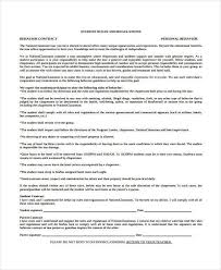 Student Agreement Contract behaviour contract template - solarfm.tk