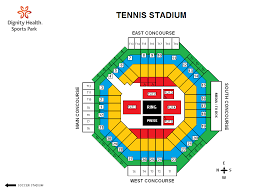Tu Football Stadium Seating Chart 29 Faithful Blank Stadium Map